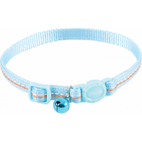 Collier nylon chat réglable Tempo