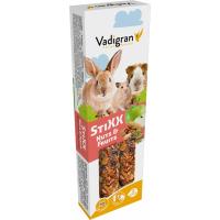 Baguettes à ronger Vadigran StiXX Snack Maxi lapin, cobaye & hamster 150gr
