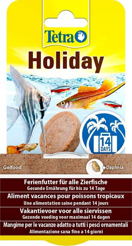 Tetramin Holiday Bloc vacances 14 jours