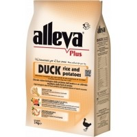 ALLEVA Plus Canard & Riz Sans Gluten pour Chien adulte
