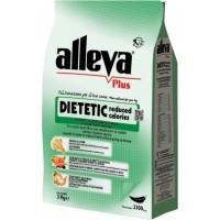ALLEVA Plus Dietetic Sans Gluten pour Chien adulte en surpoids