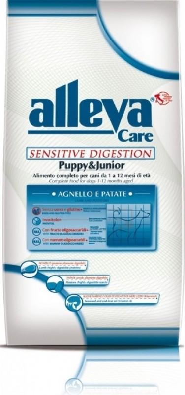 ALLEVA Care Sensitive Digestion Agneau pour Chiot & Junior