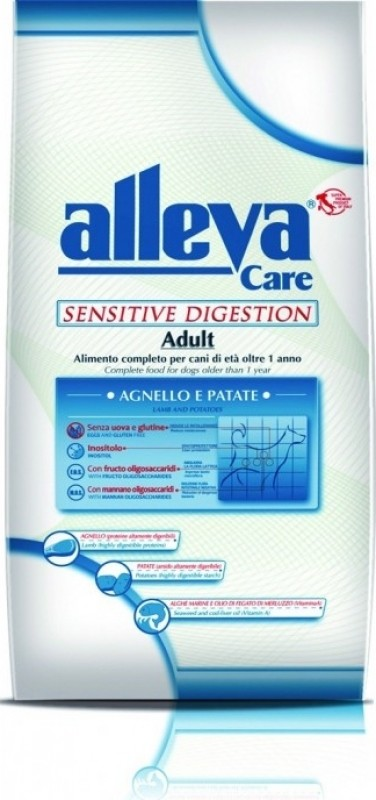 ALLEVA Care Sensitive Digestion Agneau pour Chien Adulte