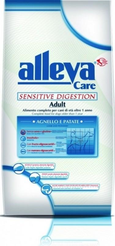 ALLEVA Care Sensitive Digestion Agneau pour Chien Adulte