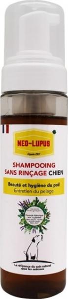 NEO LUPUS Shampoing sans rinçage pour Chien