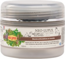 NEO LUPUS Baume Articulations et Muscles Tous Animaux