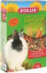 Caja 1kg comida conejo enano