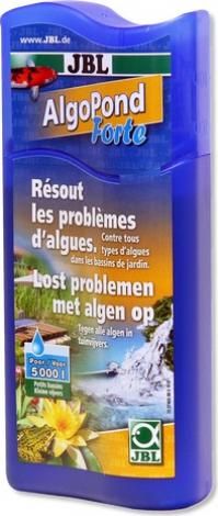 JBL AlgoPond Forte Conditionneur d'eau contre toutes les algues