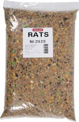 Mezcla para ratas y ratones 12 kg