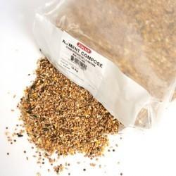 Granules lapin/cochon d'inde12kg