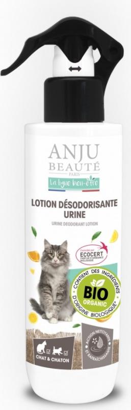 ANJU - Lotion désodorisante urine BIO