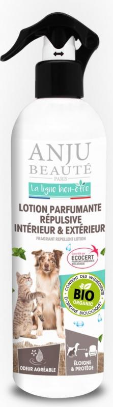 ANJU - Lotion parfumante répulsive BIO Intérieur & Extérieur