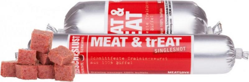 MEATLOVE Friandise Meat & Treat au Buffle pour Chien