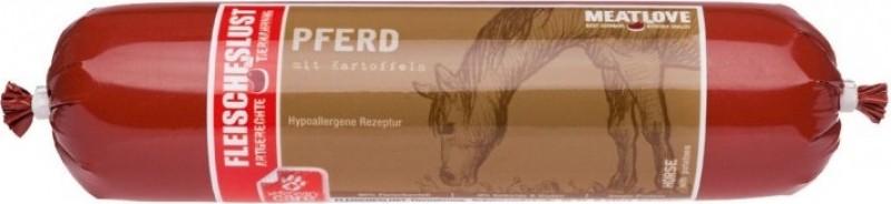 MEATLOVE Vet-Care Menus Sans Céréales - Pâtée hypoallergénique 800g pour Chien