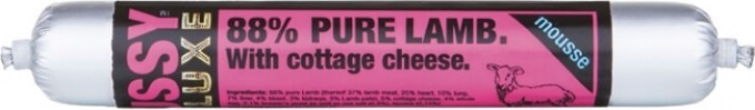 MEATLOVE Pâtée Pussy Deluxe 100g pour Chat - 6 saveurs au choix