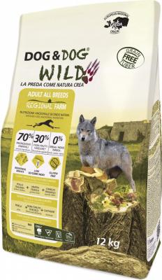 Gheda Wild Dog&Dog
