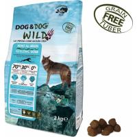 GHEDA Dog&Dog Wild Regional Ocean Sans Céréales pour Chien Adulte