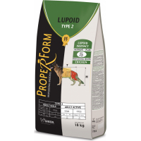 GHEDA Lupoid Type 2 croquettes pour chien adulte