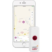 Traceur GPS pour chat Weenect Cats²