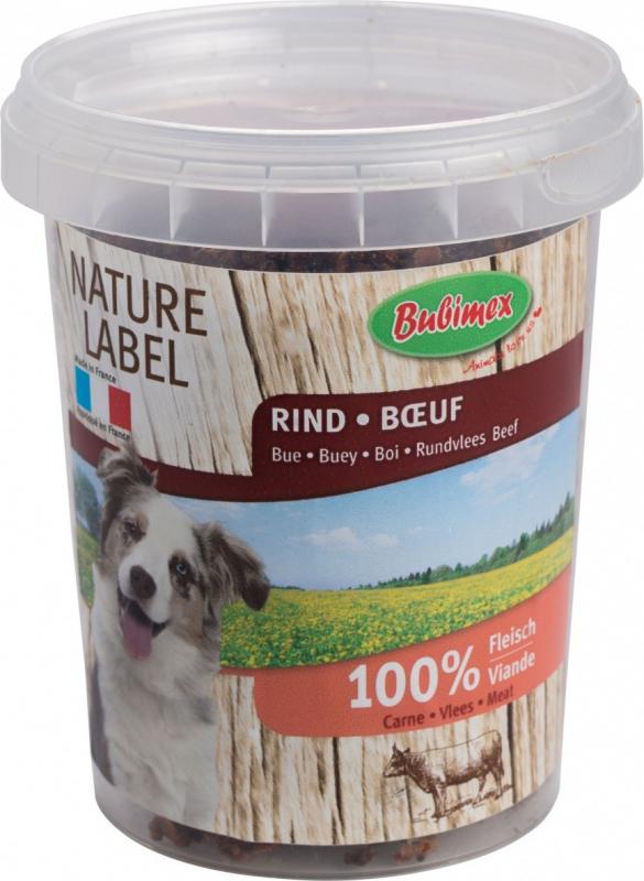 BUBIMEX Pedaços de carne seca - frango, codorniz com carne bovina