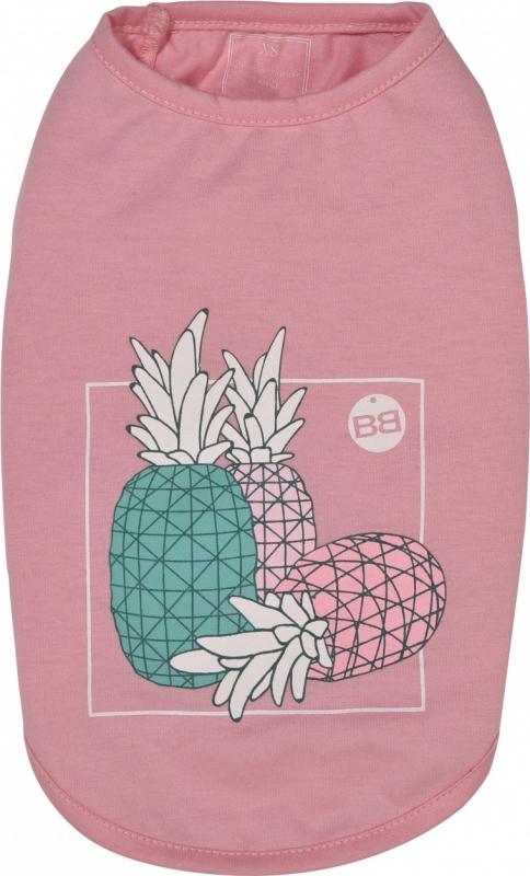 T-shirt Juicy Rose pour chien, idéal pour le rafraîchir