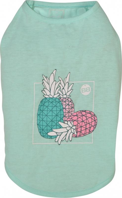 T-shirt Juicy pour chiens - Vert - Idéal pour rafraîchir son chien