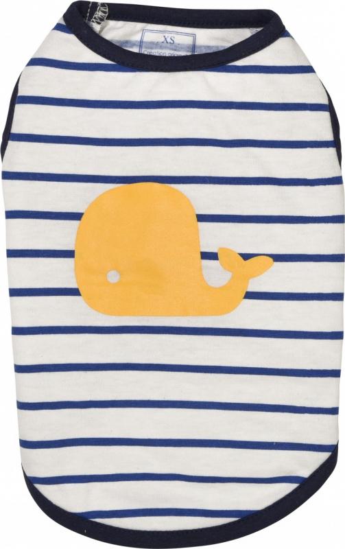 T-shirt Océan pour chien - idéal pour rafraîchir le chien en été