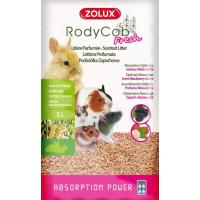 Litière Rody'Cob Fresh parfumée mûre-litchi