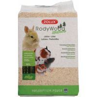 natural wooden bedding for small mammals