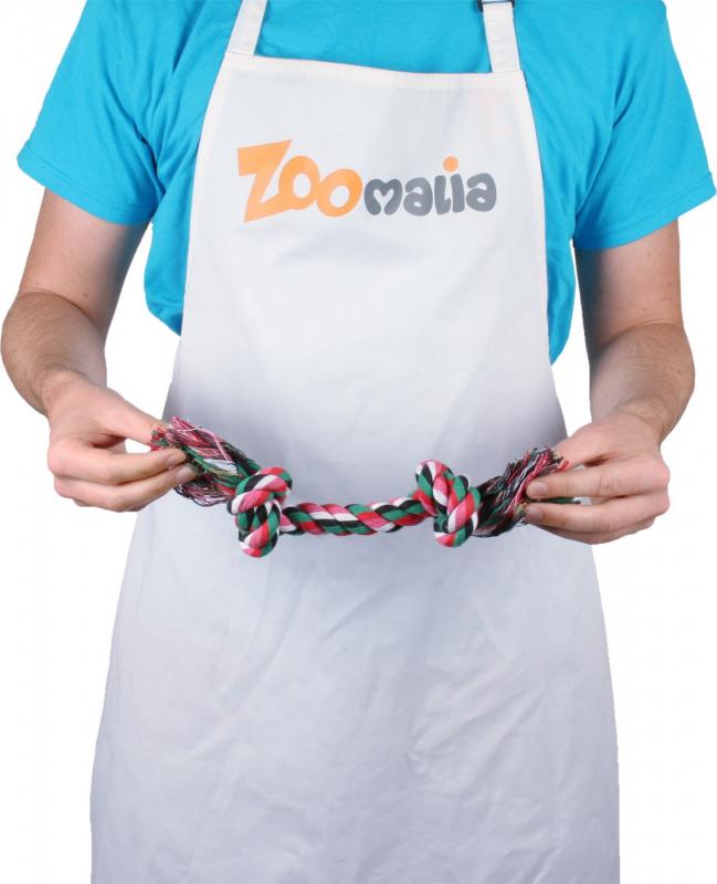 Juguete dental de cuerda para perro Zolia FUN ideal para la higiene dental