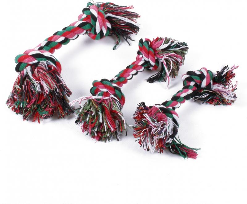 Jouet dentaire en corde pour chien Zolia FUN idéal pour l'hygiène dentaire
