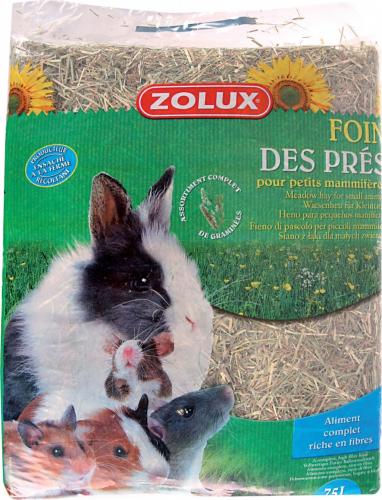 Foin des prés Zolux 1kg