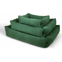 Panier pour chien Vert Vadigran Fantail Snug Botanical