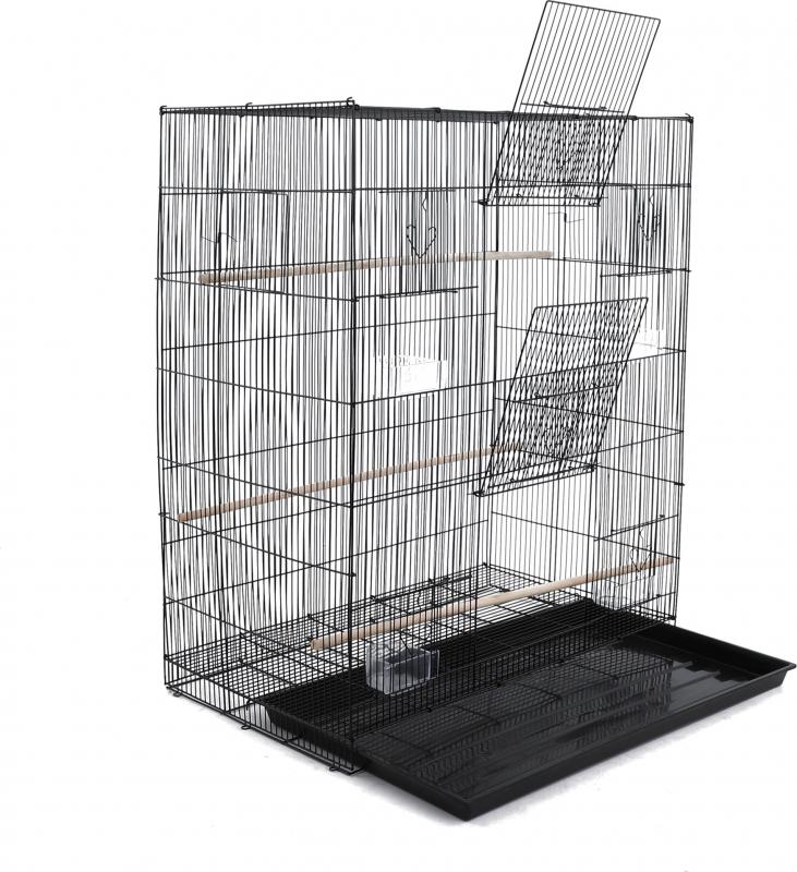 Cage pour canaris et perruches FANTIN ZOLIA - H90 cm