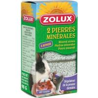 Pietre minerali da leccare (x2)
