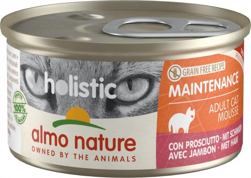 Mousse ALMO NATURE PFC Holistic Grain Free Adulte Maintenance