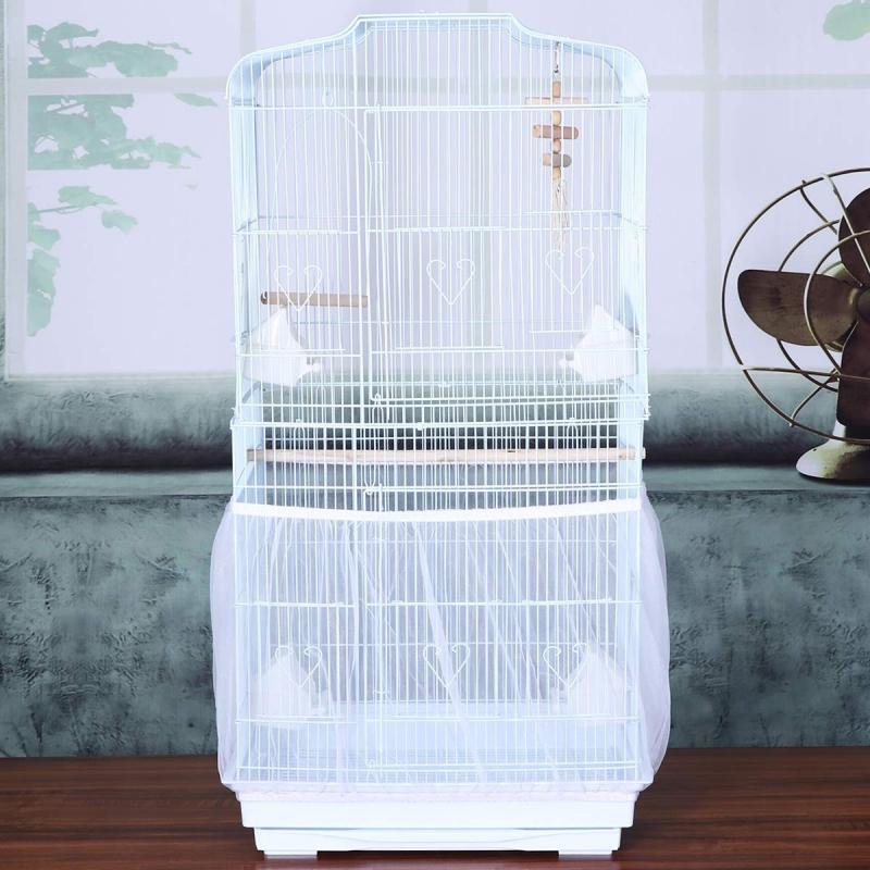 Protecção anti-sujidade para gaiolas de aves e roedores Zolia Keepclean