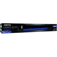 Aquael Leddy Slim Actinic Noir Led pour aquarium marin