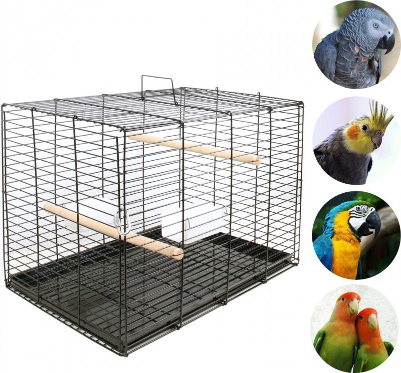 Cage de transport Zolia Rumba pour perroquet