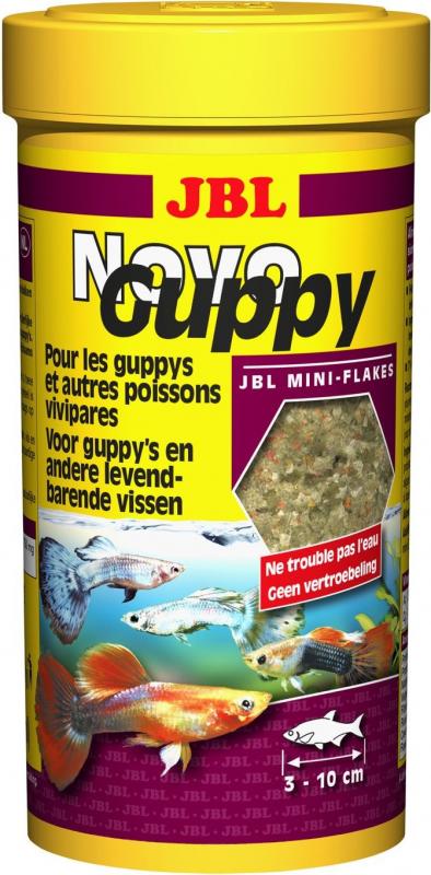 JBL NovoGuppy guppyvoer
