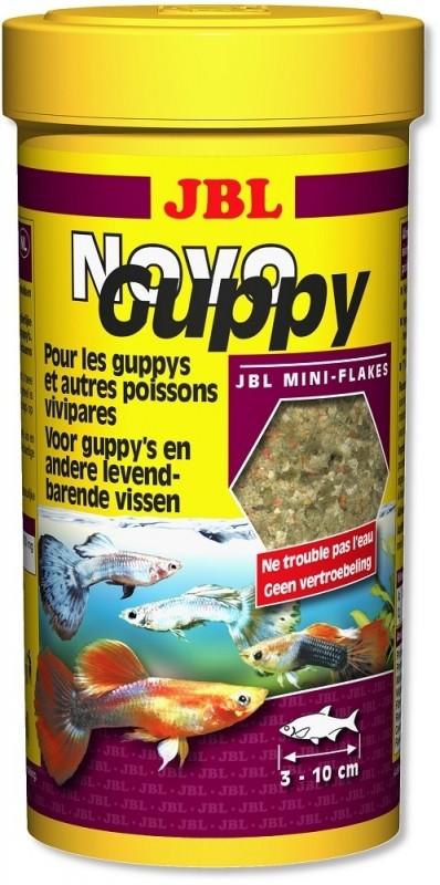 JBL NovoGuppy comida específica para Guppys