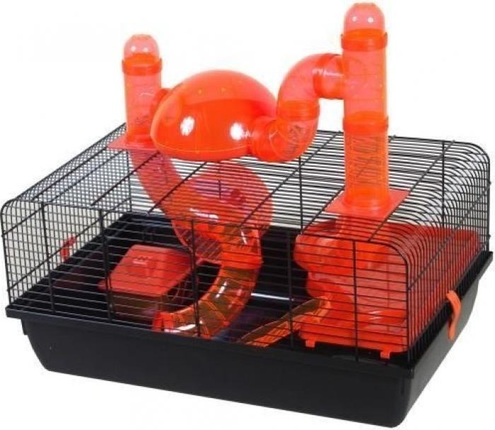 Hamsterkooi Roxy Jerry - 2 kleuren naar keuze