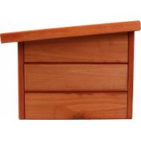 Abri pour rongeur en bois Spixii Zolia