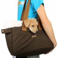 Sac de transport pour petit chien ou chat Zolia Aspen