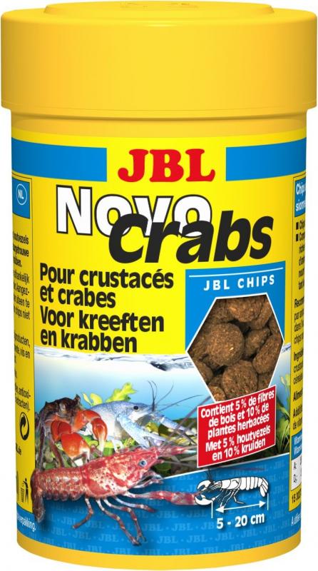 JBL NovoCrabs nourriture pour crustacés