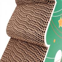 Griffoir en carton pour Xmas Tree Zolia Festive
