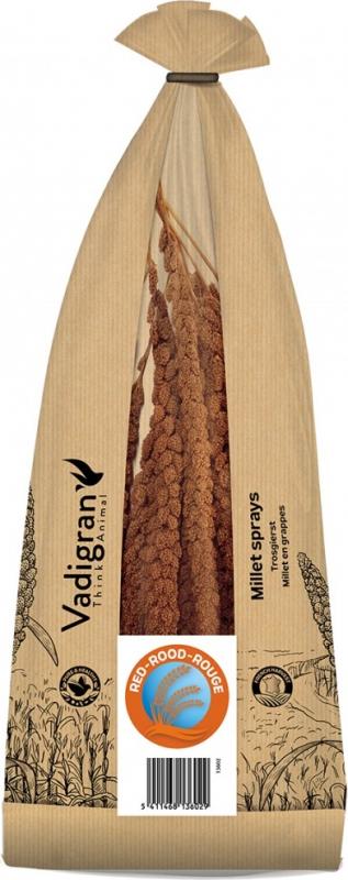 Espigas de Mijo rojo Vadigran Producido en Francia