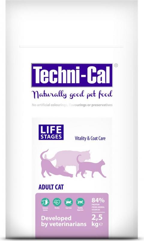Techni-Cal Adult Katzentrockenfutter