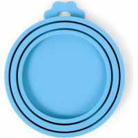 Couvercle en silicone adaptable pour boîtes de nourriture Zoomalia
