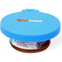 Tapa de silicona adaptable para latas de comida Zoomalia